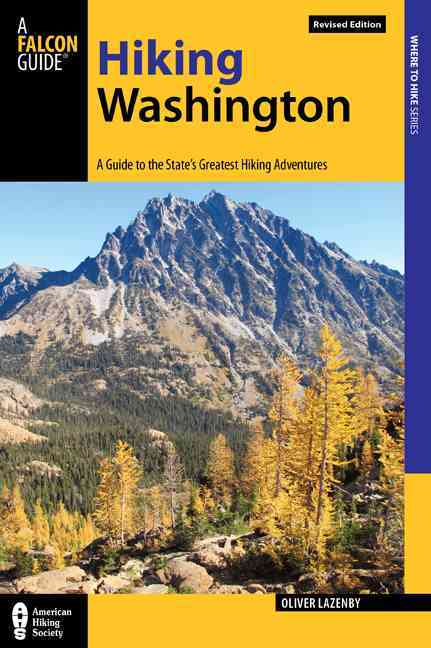 Hiking Washington By Lazenby, Oliver